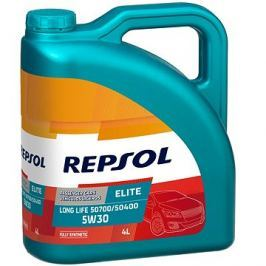 REPSOL ELITE LONG LIFE 5W-30 4l