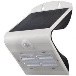 Immax SOLAR LED reflektor s čidlem, 2W, stříbrná