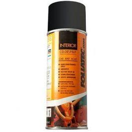 FOLIATEC Interior Color Spray - černá matná