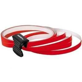 FOLIATEC - samolepící linka na obvod kola - červená
