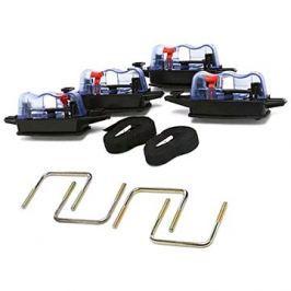 Rychloupínací sada k autoboxům Thule 10739 EasySnap 80mm
