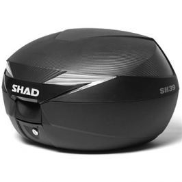 SHAD Vrchní kufr na motorku SH39 karbon