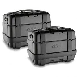 GIVI TRK46B Trekker sada 2 kufrů se stejným zámkem 2x 46L