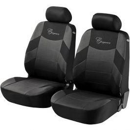 Walser potahy sedadel na přední sedačky Elegance černé