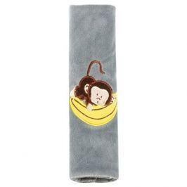 Walser návlek bezpečnostního pásu Monkey šedý ( od 5 let)