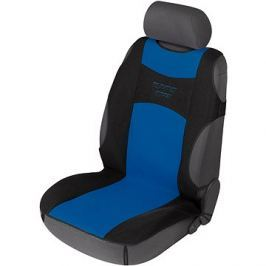 Walser potahy sedadel na přední sedačky autotriko Tuning Star černo/modré