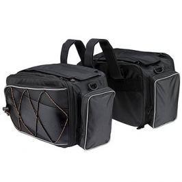 KAPPA SADDLE BAGS, 20-30L, 2ks