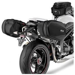 GIVI TE 2115 podpěry bočních brašen Yamaha MT-09 (13-16), černé pro systém EASYLOCK