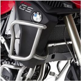 GIVI TNH 5110OX padací rámy horní BMW - F 800GS Adventure (13-17), nerezové stříbrné