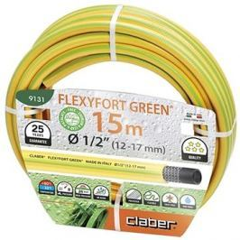 Claber 9131 Flexyfort Green 15m, 1/2