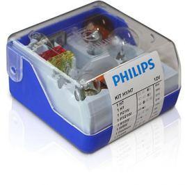 PHILIPS H7/H1 náhradní sada 12V
