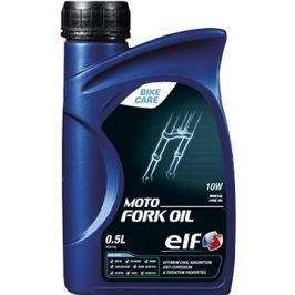 ELF MOTO FORK OIL SYN 10W - 0,5L