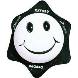 OXFORD slidery Smiley, (bílé, pár)