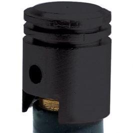 OXFORD kovové čepičky ventilků imitace píst, (černé)