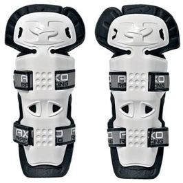 AXO DE LUXE KNEE GUARD White