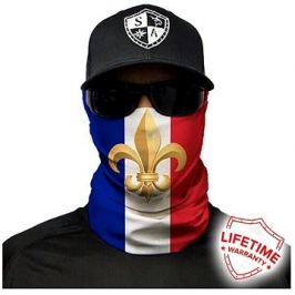 SACO Face shield - France Flag