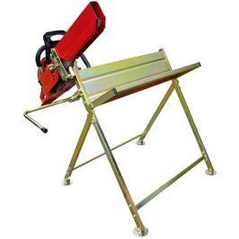 MAGG 120009 Koza na řezání dřeva s držákem na řetězovou pilu