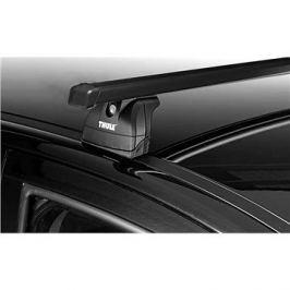 Thule střešní nosič pro AUDI, Q7, 5-dr SUV, r.v. 2015->, s integrovanými podélnými nosiči.