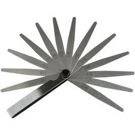 GEKO Měrky spárové, 13ks, 0,05-1mm