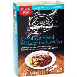 Bradley Smoker - Brikety Premium Caribbean Blend 24ks