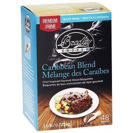 Bradley Smoker - Brikety Premium Caribbean Blend 48ks