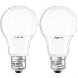 OSRAM LED žárovka CLA60 10W/827 E27 matná, 2ks