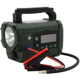 COMPASS Kompresor / zdroj AKU Power starter 300A LiFePO4