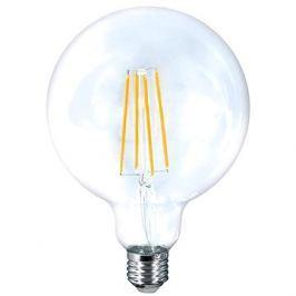 LED žárovka retro, Globe G125, 8W, E27, 3000K, 360°, 810lm