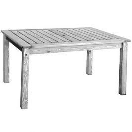 ROJAPLAST Stůl HOLIDAY šedý
