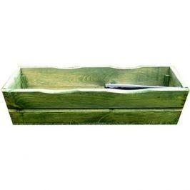 ROJAPLAST Truhlík 64cm zelený