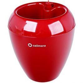 Plastia Calimera průměr 17cm A1 nelakovaný, rubínově červená
