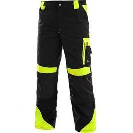 CXS Kalhoty do pasu SIRIUS BRIGHTON, černo-žlutá