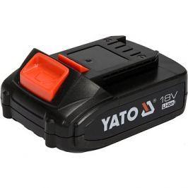 Baterie náhradní 18V Li-ion 2000 mAh (YT-82782, YT-82788,YT-82826)