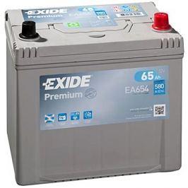 EXIDE Premium 65Ah, 12V, EA654