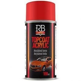 Rustbreaker - červená soliteire metalíza 150 ml
