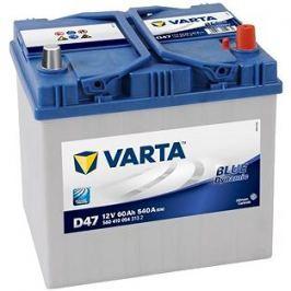 VARTA BLUE Dynamic 60Ah, 12V, D47