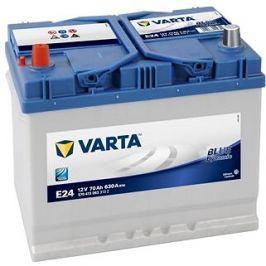 VARTA BLUE Dynamic 70Ah, 12V, E24