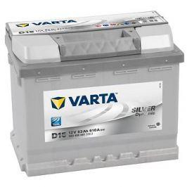 VARTA SILVER Dynamic 63Ah, 12V, D15