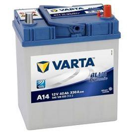 VARTA BLUE Dynamic 40Ah, 12V, A14