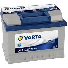 VARTA BLUE Dynamic 60Ah, 12V, D59