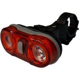 Olpran Zadní světlo 2 LED červené