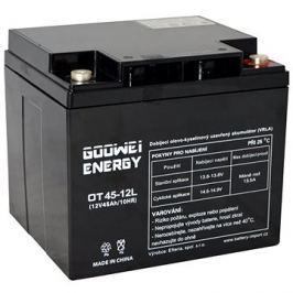 GOOWEI ENERGY OTL45-12, baterie 12V, 45Ah, DEEP CYCLE
