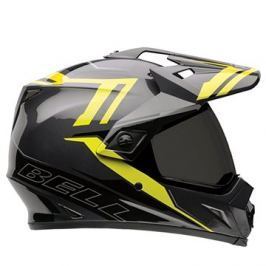 BELL MX-9 Adventure Barricade Hi Vis M