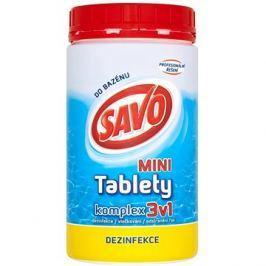 SAVO Chlorové tablety mini komplex 3v1 0.8kg