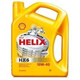 SHELL HELIX HX6 10W-40 4l
