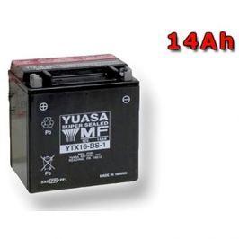 Motobaterie YUASA YTX16-BS-1, 12V,  14Ah