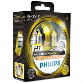 PHILIPS  H7 ColorVision Yellow,55W, patice PX26d, 2ks