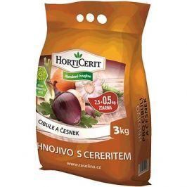HORTICERIT - pro cibuli a česnek 3 kg
