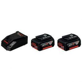 BOSCH Startovací sada 2x GBA 18V+ GAL 1860 CV Professional