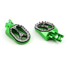 M-Style MX stupačky Kawasaki - zelené